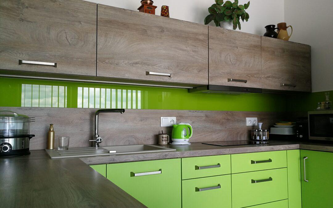 Obrázek - Renovace kuchyně - Vyškov